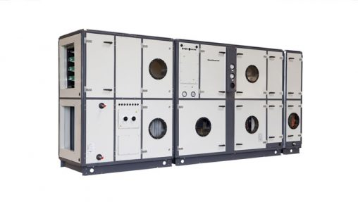 Air handling systems for Swimming Pools