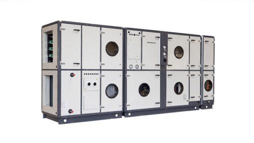 Системы обработки воздуха для бассейнов