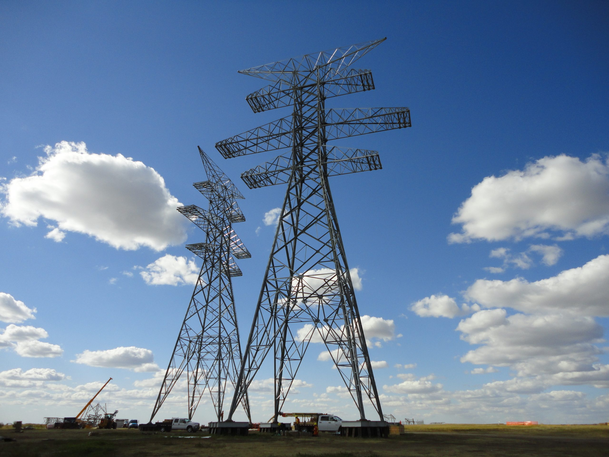Energy Transmission Line Towers Airsystems Ge